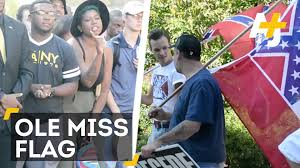What Does The Mississippi Flag Represent Ole Miss Students Want Mississippi State Flag Off Campus Youtube