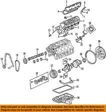 cadillac cts parts crankshafts parts for cadillac cts ebay