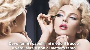 cheap makeup artist sia cheap thrills traduzione italiano