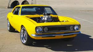 1968 camaro suspension upgrade crusher camaro complete suspension upgrade and record breaking