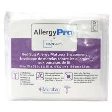 Mattress Bed Bug Cover Mainstays Bed Bug Allergy Mattress Encasement Walmart Canada