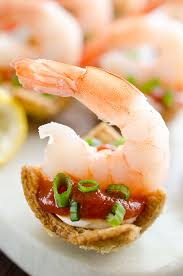 light appetizers for parties light shrimp cocktail bites