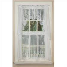 Shabby Chic Balloon Curtains by Living Room Window Valances Curtain Patterns White Ruffle Tie