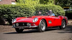 Ferrari California Vintage - what to see at the greenwich concours and bonhams auction autoweek