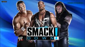 1999 wwe smackdown 1st theme song