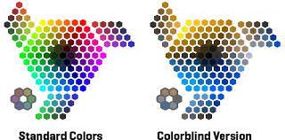 Red Blue Color Blindness Color Blindness In Website Design 360 Web Designs 360 Web Designs