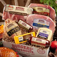 gourmet gifts corporate food gift hickory smoked meat gourmet gift baskets