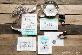wedding invitation diy how to diy wedding invitations goulet pens