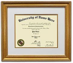 framing diplomas diploma picture framing the gold framestore direct