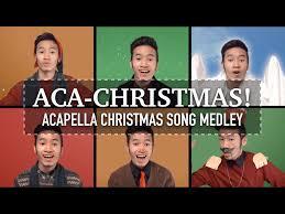acapella christmas medley 30 songs indy dang youtube