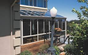Sunroom Roof Straight Eave Glass Aluminum Roof Design Vanguard Home