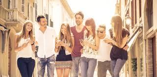 popular friendship u2014data reveals when you u0027ll be most popular
