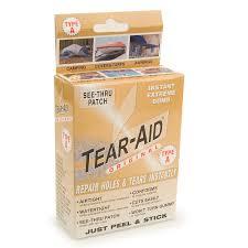 How To Repair Car Upholstery Fabric Tear Aid Fabric Repair Kit Type A Sailrite