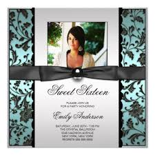 306 best 16th birthday party invitations images on pinterest