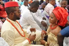 nollywood actress stephanie chijioke u0027s wedding pictures