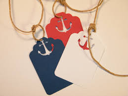 wedding wishes nautical nautical wedding placecards gift tags anchor napkin holders