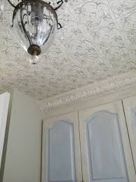 ceiling good decoration ideas of faux tin ceiling tiles for