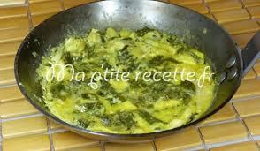 omelette à l oseille recette plat oeuf
