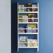 terrific wall mounted bookcase childrens 150 wall mounted bookcase