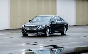 restricted version mulsanne and all 2017 mercedes maybach s550 4matic test review car and driver