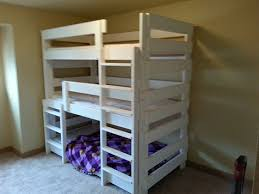 3 Tier Bunk Bed Fascinating 3 Tier Bunk Bed Bunk Beds Sanblasferry