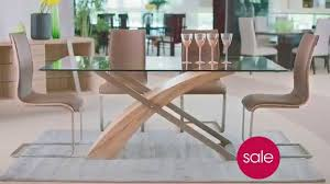 Dining Room Sets Furniture by Furniture Village Sale Dining Advert Youtube