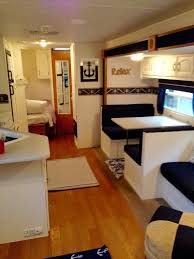 Installing Laminate Flooring In Rv White Cabinets Navy And White Booth Wood Laminate Floors Fitted