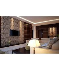 3d Wallpaper For Home Wall India by Buy Gloob Multicolour 3d Wallpaper Online At Low Price In India
