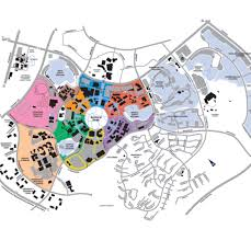 Mesa College Campus Map Ucsd Sixth College Map Image Gallery Hcpr