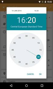 timepicker android in digical we two different date and time pickers that you