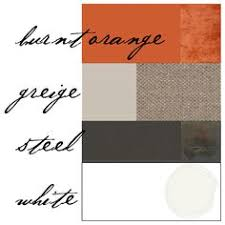 paint color that goes with burnt orange google search clinic