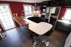 modele cuisine avec ilot cuisine équipée avec modele cuisine avec ilot central table