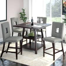 modern grey dining table grey dining chairs roll top soft grey fabric dining chair grey