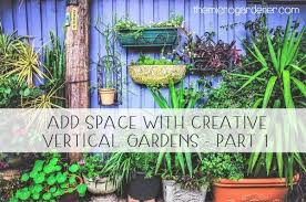 vertical gardens clever ways to add space with creative vertical gardens