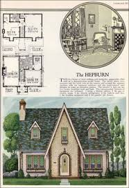 old english tudor house plans chevychase house plan vintage american architecture 1929 home
