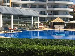 seafront apartment in cascais new listing ground floor flat in