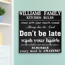 jds personalized gifts personalized gift family kitchen