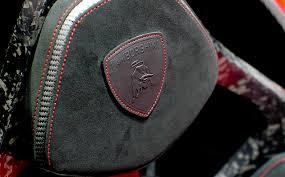 Automobile Upholstery Fabric Lamborghini Debuts Carbon Fiber Fabric