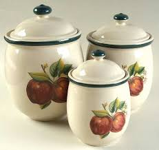 apple kitchen canisters china pearl apples casuals at replacements ltd page 1
