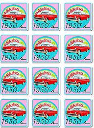 1950s rock n roll decorations 50s rock n roll
