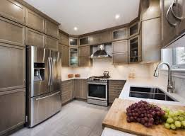 best waterproof material for kitchen cabinets 7 popular kitchen cabinet materials pros cons laurysen