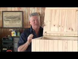 mitre 10 how to build a storage chest presented by scott cam