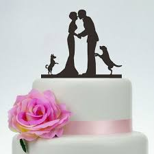 wedding cake topper with dog 14 wedding keepsakes for the who dog as much as they