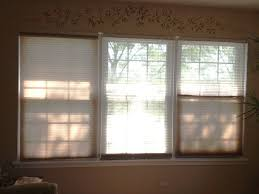 top down bottom up cellular shades with sheer top fabric