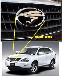 lexus rx 400h price in cambodia oem jdm toyota harrier gold eagle emblem for lexus rx 330 350