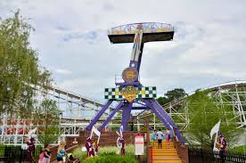 Six Flags Bowie Md Six Flags America Opens Ninth Roller Coaster New Mardi Gras