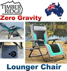 timber ridge zero gravity chair with side table timber ridge zero gravity lounger chair 136kg weight capacity side