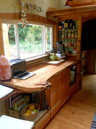 Tiny House Kitchen by Keva Tiny House Salt Spring Island British Columbia Pinned By