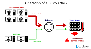 what is a ddos attack scudlayer