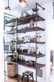 shelving ideas for kitchen kitchen shelving ideas saltandhoney co
